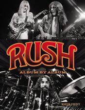 Rush: Album by Album, Popoff, Martin