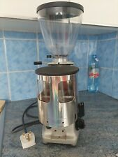More details for mazzer luigi mini commercial professional coffee bean grinder with  big hopper
