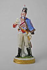 Porzellan Figur Soldat Offizier von 1792 Kämmer H25cm 9944311