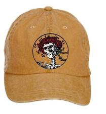b392b322389 Grateful Dead Classic Baseball Cap with Adjustable Hat Men Women Unisex