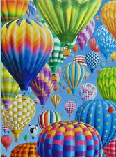.PUZZLE.....JIGSAW.....WARD....Balloon Festival....300pc..Factory Sealed