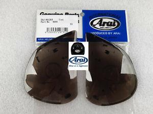 Arai Helm Side Pod Seitendeckel durchsichtig  getönt smoke für viele ARAI Helme