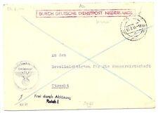NEDERLAND 1944-8-03  DDP UTRECHT LOKAAL   @1