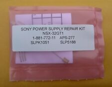 Sony NSX40GT1 NSX32GT1 1-474-246-11 APS277 P/S Board Repair Kit 1-882-772-1