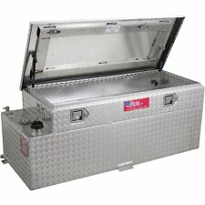 RDS Auxiliary Fuel Tank/Toolbox Combo - 60 Gal, #72644