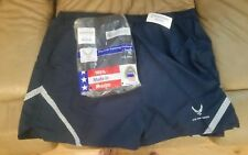 US AIR FORCE UNIFORM TRUNKS-SHORTS- EXERCISE * MADE IN USA !! 2 pair