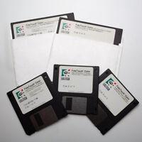 Vintage Logitech FotoTouch Color 1.0 ScanMan S/W 2.1 Software 1992