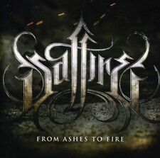Saffire - From Ashes To Fire [CD]