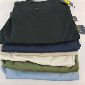 Men Ralph Lauren Polo Pant Stretch Classic Fit All color & sizes Chino Big &Tall