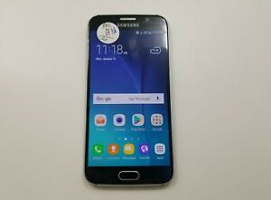 Samsung Galaxy S6 G920W8 32GB Rogers Check IMEI Good Condition RJ-157