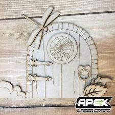 Fairy Door Kit #6 - Dragonfly - Make your own Fairy Door! FY-DOOR-006
