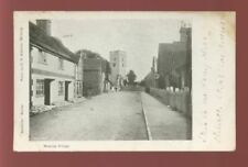 Woking Posted Printed Collectable Surrey Postcards