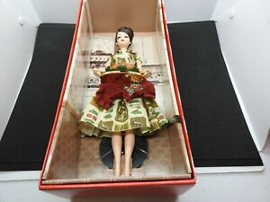 GOLD LABEL HOLIDAY HOSTESS COLLECTION THANKSGIVING FEAST BARBIE NRFB T2160