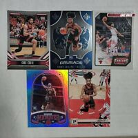 2019-20 Panini Chronicles COBY WHITE RC Chicago Bulls 🔥 Lot of 5