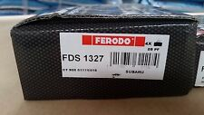 FERODO RACING (DB1342) FDS1327 DS PERFORMANCE HIGH PERF Brake Pads for road use