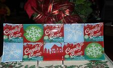 """CANDY CANE KITCHEN AND BAKERY TRAY PLATTER CHRISTMAS WINTER  15.5"""" X 5.5  NEW"""