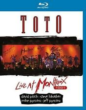 Toto - Live At Montreux 1991 (NEW BLU-RAY)
