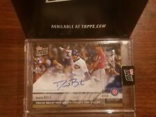 *IN HAND* Topps NOW MLB #591B David Bote RC Auto /99 Cubs Grand Slam Walk Off!!