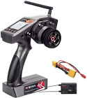 Radiolink RC6GS V2 6CH RC Car Transmitter 2.4g with R7FG Gyro and Two-Way Remote
