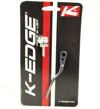 K-Edge Pro Braze On Chain Catcher Gunmetal K Edge