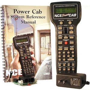 NCE - Power Cab Starter Set  - 25