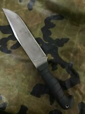 "KA-BAR 1277 Large Heavy Bowie 9"" Blade, Kydex  Sheath"