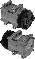 A/C Compressor Omega Environmental 20-11300-AM fits 2003 Ford Focus 2.0L-L4