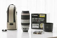 Canon EF 100-400mm F/4.5-5.6L IS II USM Objektiv mit Garantie in top Zustand!