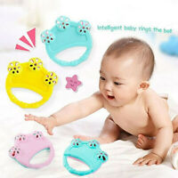 Cartoon Infant Baby Bell Rattles Newborns Toys Hand Toy Baby Educational Toys