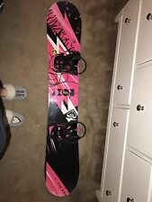 Roxy Sugar Banana - Beginner Board 147 + Union Flite Pro Bindings