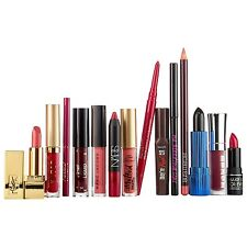 Sephora Favorites Give Me Some Lip & Liner 14 Piece Gift Set YSL Nars Tarte+More