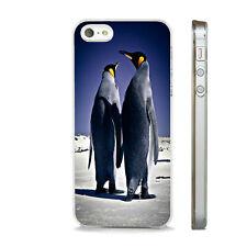 King pingüinos Pájaro impresionante nuevo Funda de teléfono para todos los modelos APPLE IPHONE