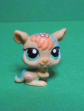 #1437 Kangourou Postcard rainbow kangaroo LPS Littlest Pet Shop Figurine figure