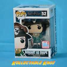 Harry Potter - Snape as Neville's Boggart Pop! #52 - NYCC 2017(RS) + PROTECTOR