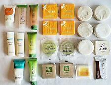 24 Piece Lot Soap Shampoo Conditioner Body Lotion NEUTROGENA Ecofresh Lanovera