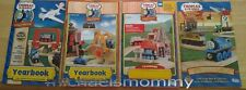 THOMAS the TANK WOODEN RAILWAY - 4 DIFFERENT YEARBOOKS 07, 08, 09, 11 **NEW**
