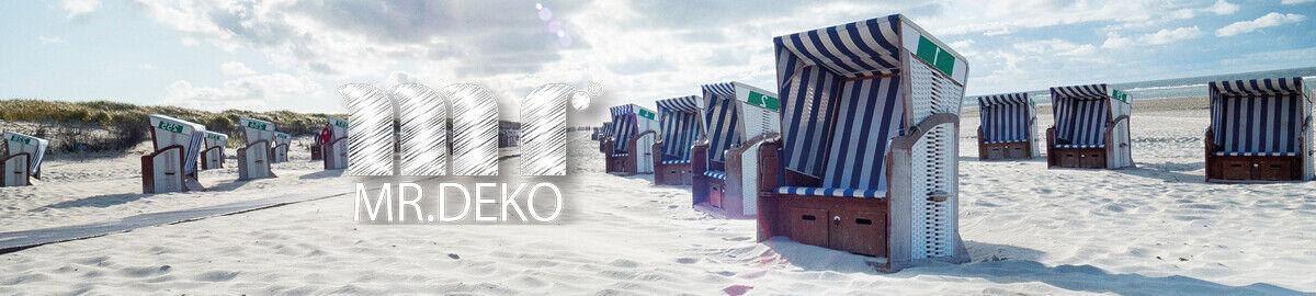 Mr.Deko - Strandkörbe - Gartenmöbel