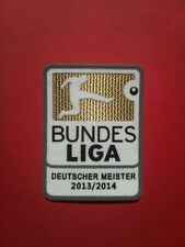 Patch Football Bayern Munich Bundesliga Champion 13/14