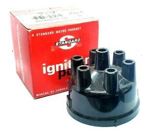 NOS SMP FD-124 Standard Distributor Cap 49-77 Ford 6 Cylinder x.ref FD124 5D1134