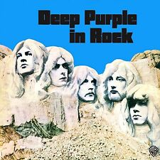 Deep Purple - Deep Purple In Rock Vinyl LP Heavy Metal Sticker, Magnet