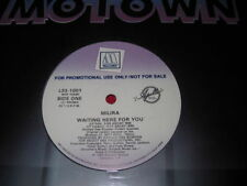 """MILIRA - WAITING HERE FOR YOU - 12"""" MOTOWN SOUL PROMO"""
