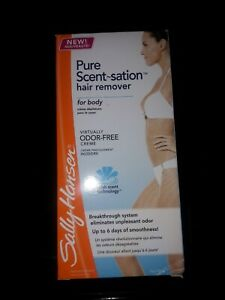 Sally Hansen Pure Scent-sation Hair Remover Lotion for body brand new
