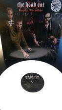 THE HEAD CAT - FOOL'S PARADISE LP White Vinyl Edition Lemmy , Slim Jim, Danny B.