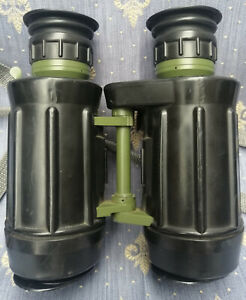 Zeiss Jena 7 x 40 NVA ? Fernglas mit Strichplatte Gummiert N° A000458