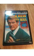 A View to a Kill (DVD, 2000)
