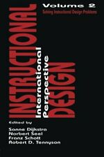 Instructional Design: International Perspective, Dijkstra, Sanne PF,,