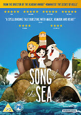 SONG OF THE SEA (DVD) (New)