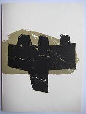 UBAC RAOUL LITHOGRAPHIE 1958 DERRIERE LE MIROIR DLM N°105-106 LITHOGRAPH