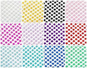 Sheet 100 Self Adhesive Craft Diamante Rhinestone Gems Stick on FLOWER Crystals
