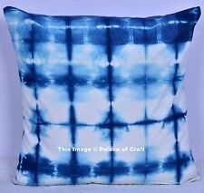 3 pc White Abstract Cotton Tie & Dye Cushion Cover Custom For (fashionclosette*)